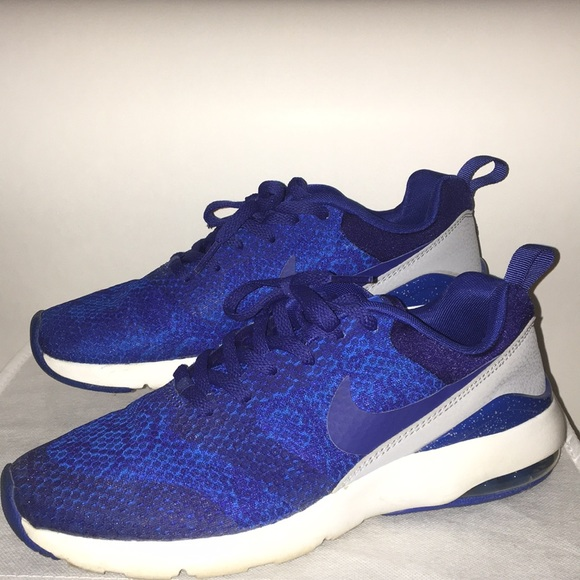 94c9621d12754 Nike Shoes | Blue Patterned | Poshmark